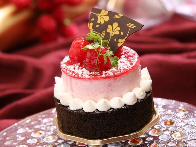 ケーキ作りのあるカップリングパーティー