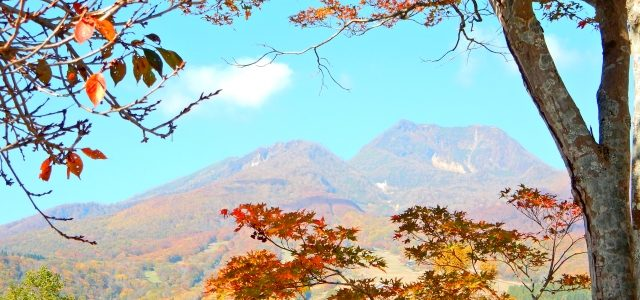 妙高市の秋